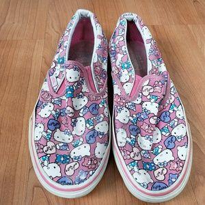 Women's Hello Kitty Vans shoes